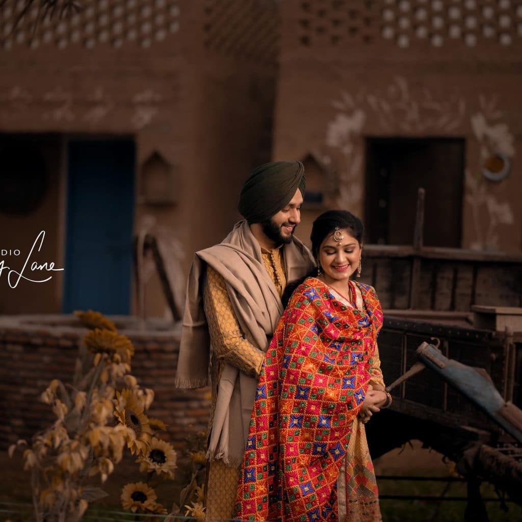 Pre wedding photography in Chandigarh