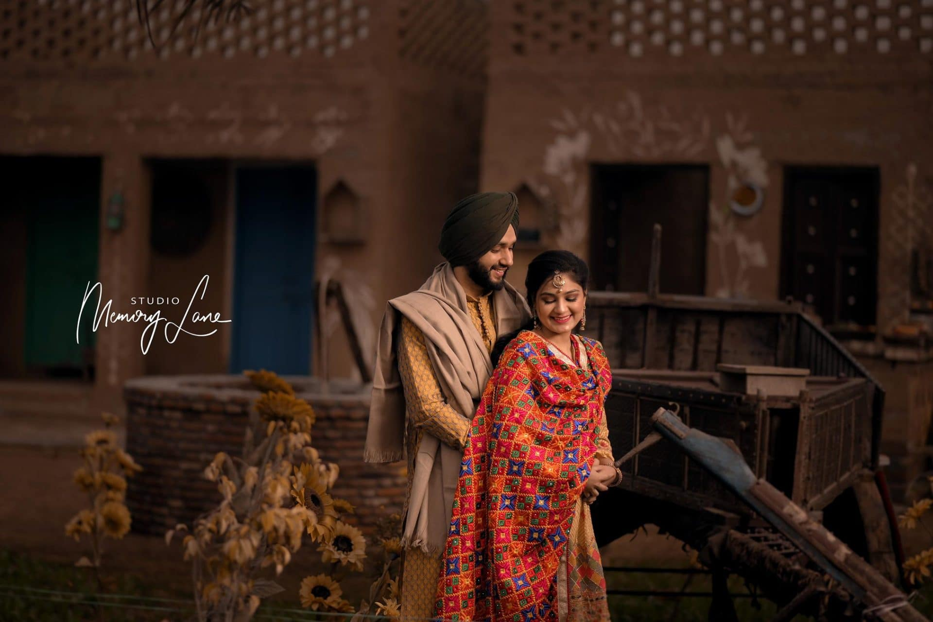 Pre wedding photography in Chandigarh |   Jigar da tukda!