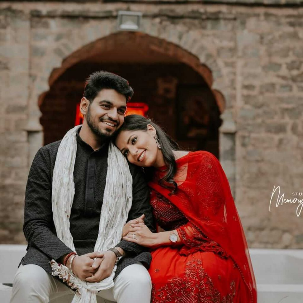Affordable pre wedding shoot in Chandigarh