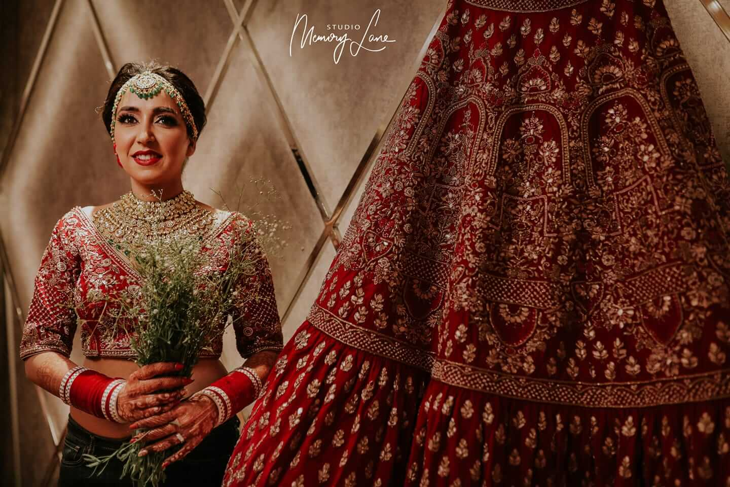 Bridal costumes photography in Chandigarh | New Trends!