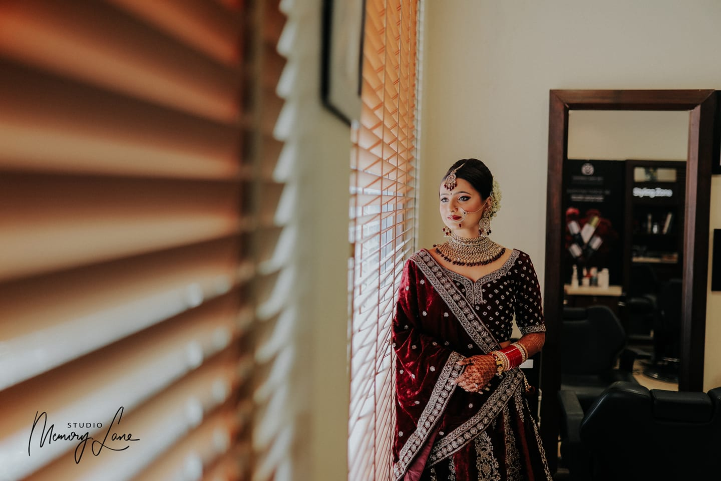 Chandigarh bridal shoot