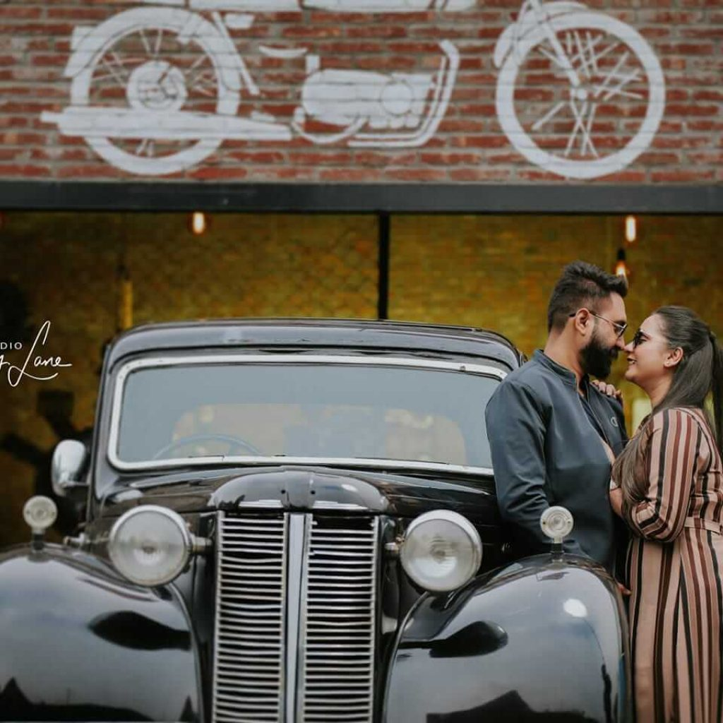 Chandigarh photo shoot for couples