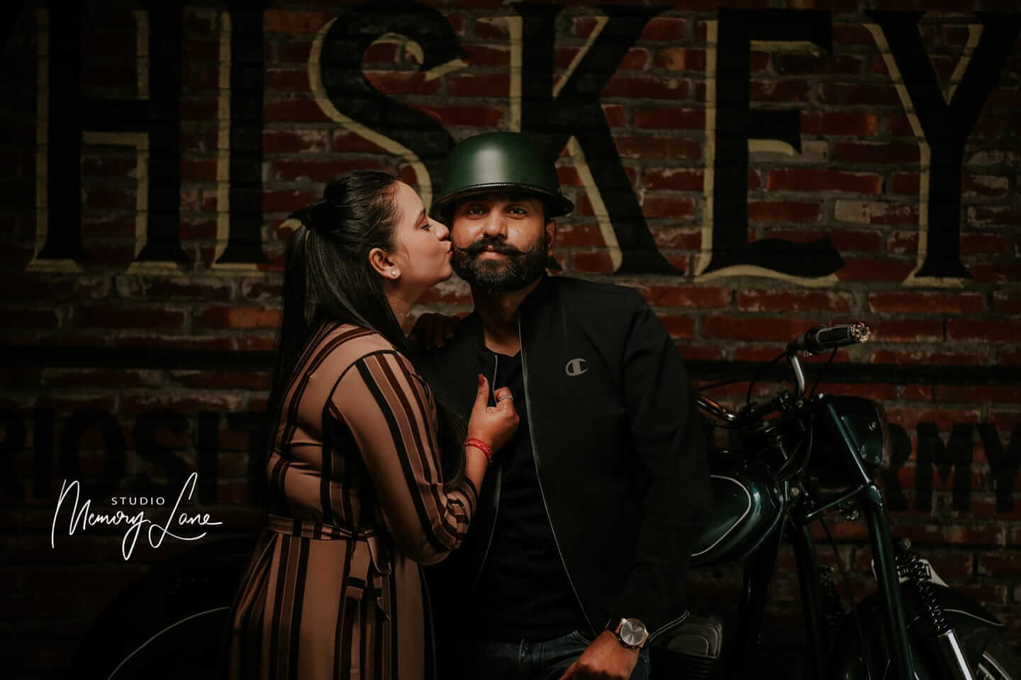 Conceptual pre wedding shoot Chandigarh