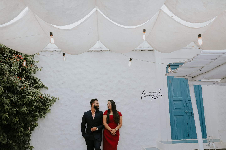 Pre-wedding shoot in Chandigarh