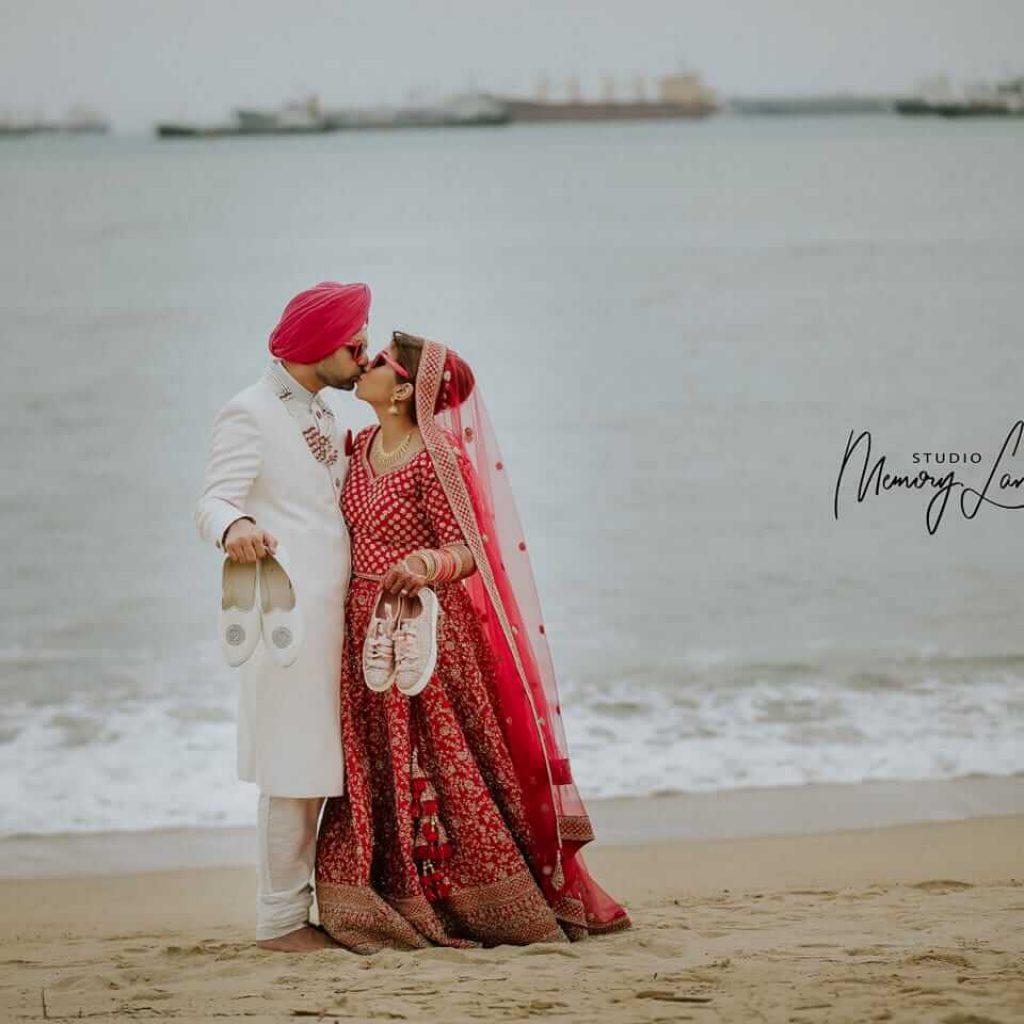 Punjab Destination wedding photographers