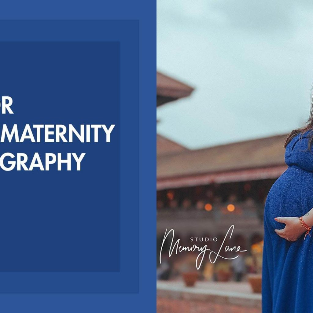 Tips for better maternity photography