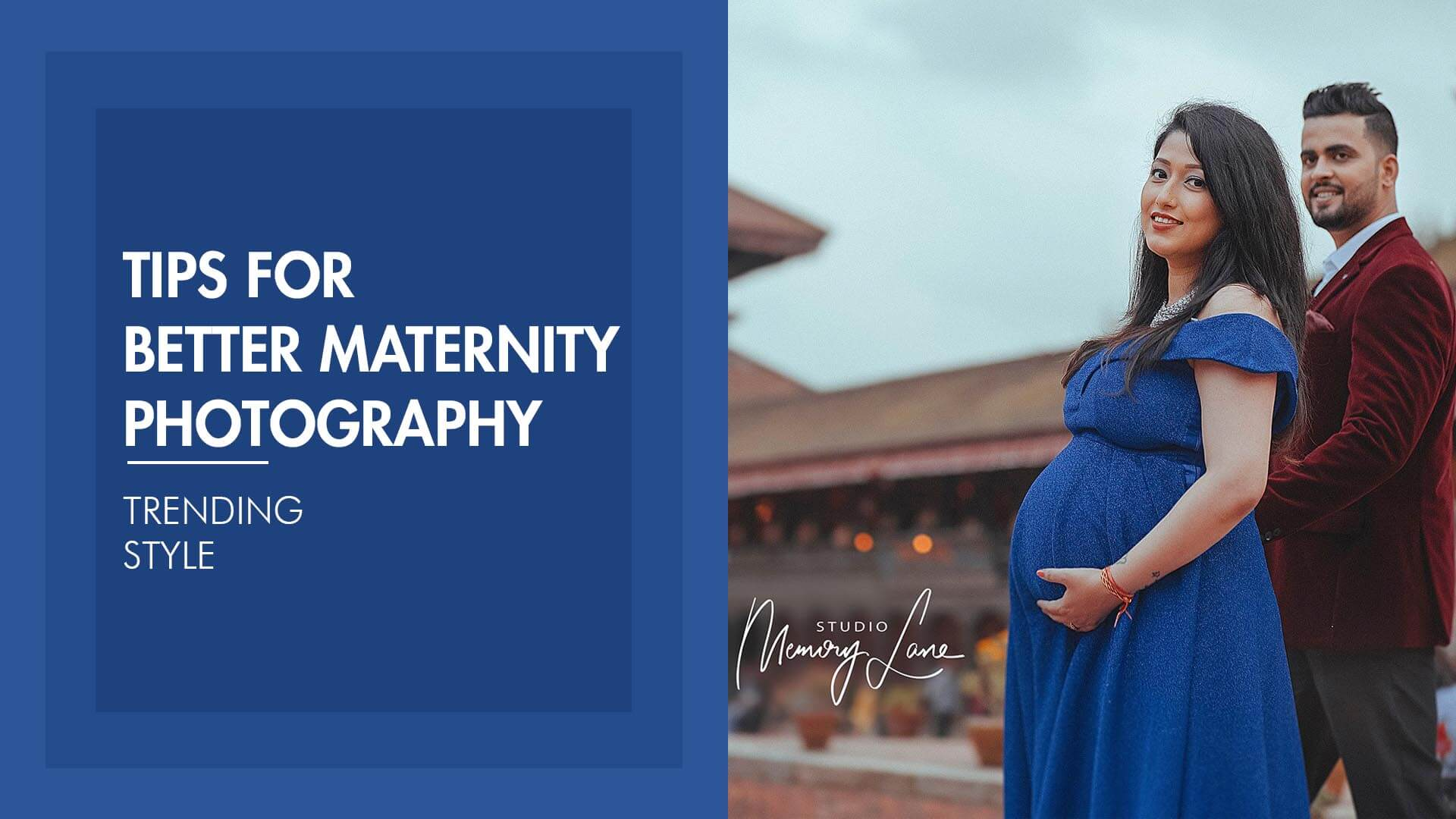 Tips for better maternity photography –  Trending style!
