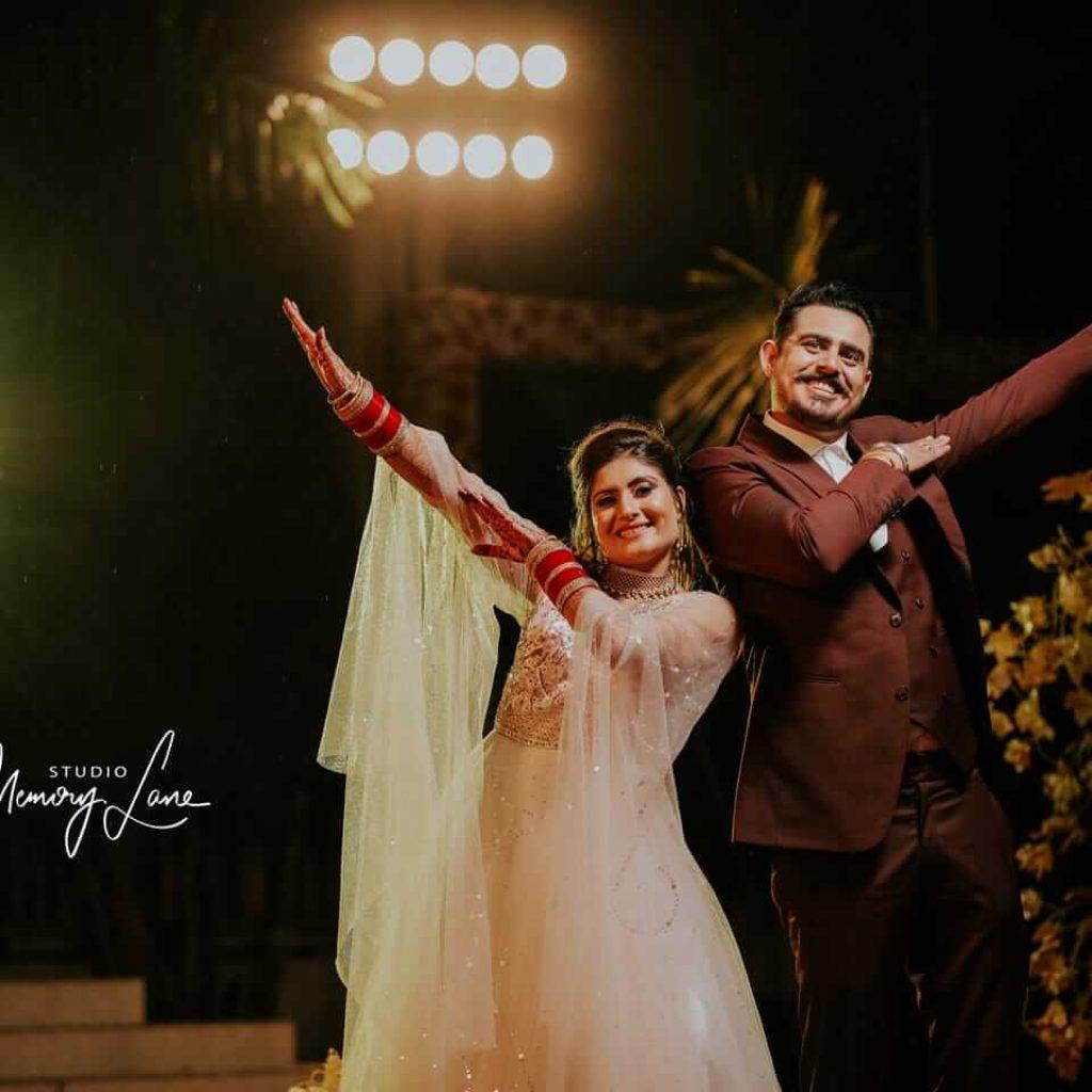Vibrant Wedding Shoot in Punjab
