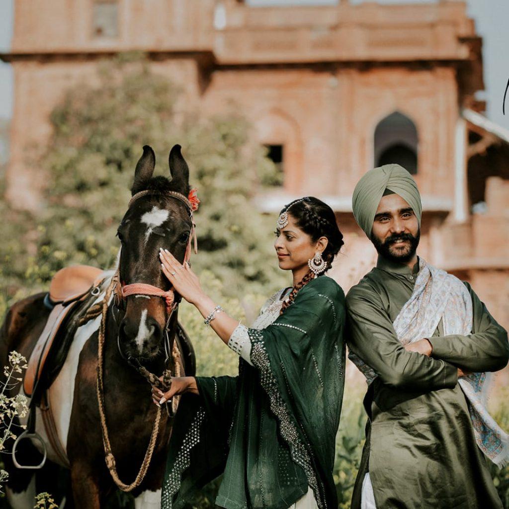 Pre-wedding shoot package Chandigarh