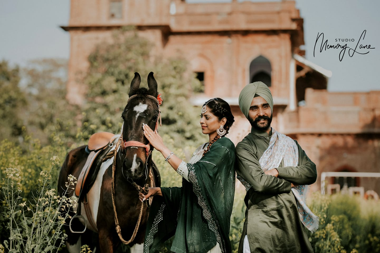 Pre-wedding shoot package Chandigarh