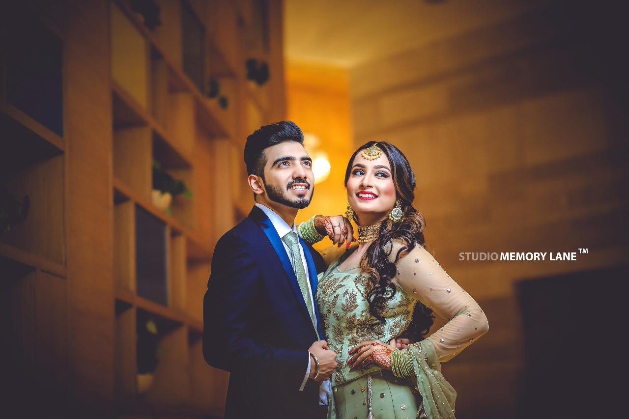 Engagement Ceremony – Kanwar & Jasmeet